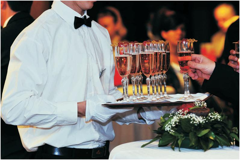 Service Drink