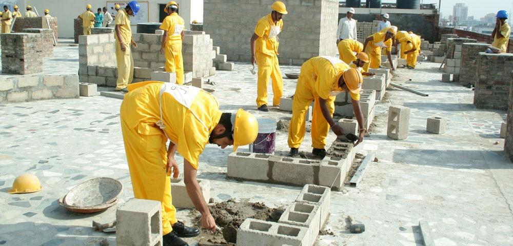 Delhi - Block Mason