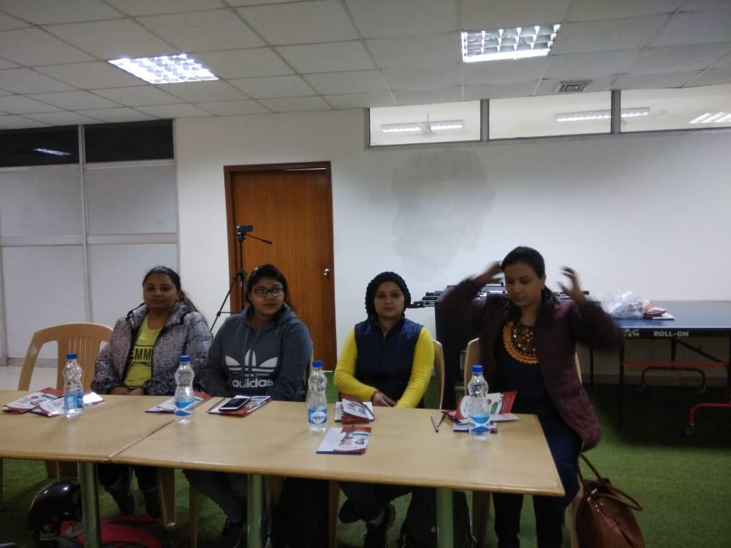 Seminar 22nd Feb