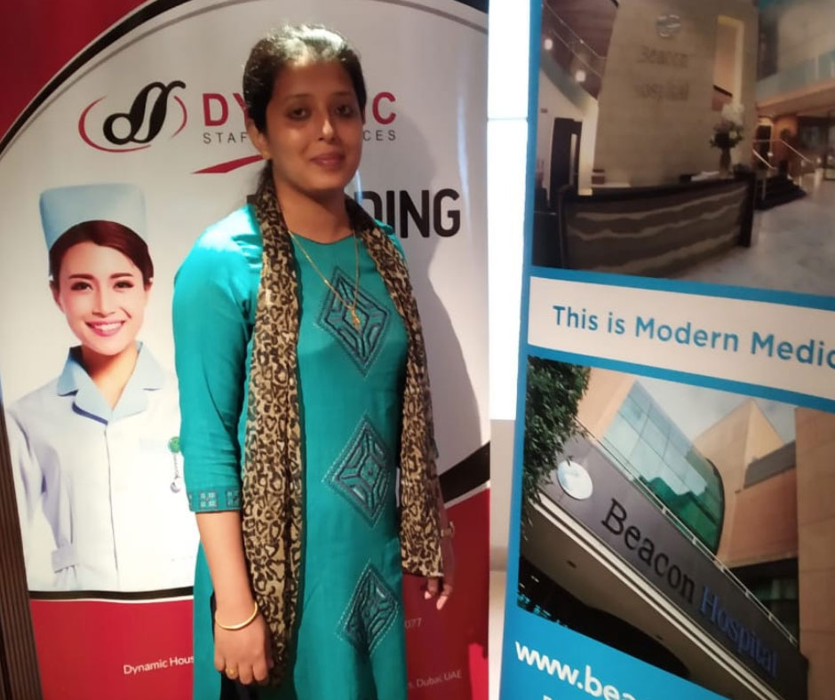 Chennai Interview for Beacon Hospital Ireland